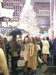 A Guide To NYC At Christmas