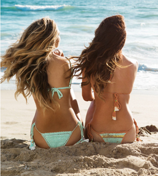 Tone It Up Girls Bring the Ocean to You With New Sea Salt Texturing Spray