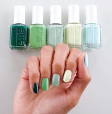Green Nail Polishes To Buy For The Perfect Spring Manicure