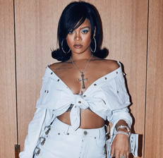 How To Get Rihanna's Cool Coachella Cowboy Look