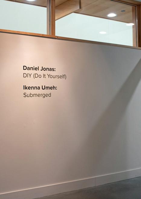 DIY Exhibition Entrance