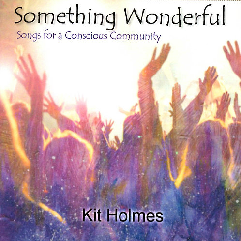 Something Wonderful Sheet Music Songbook .PDF