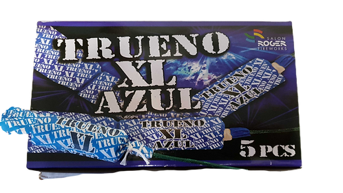 Trueno XL Azul