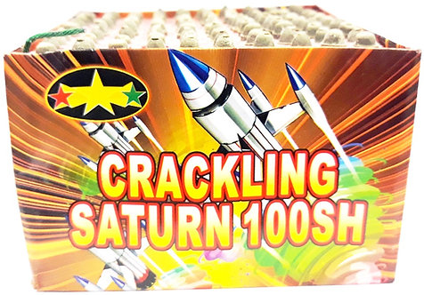 Saturn 100 Crackling