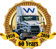 Walsh Truck 60 year seal.png