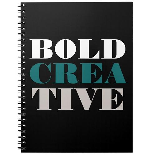 Bold Creative Notebook