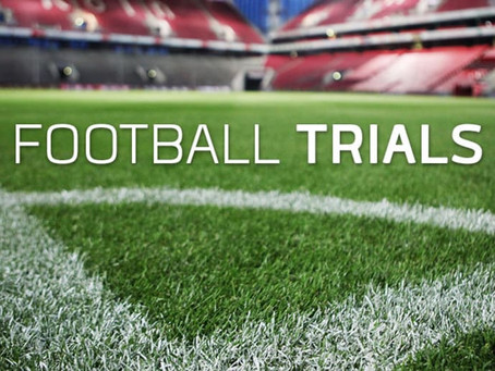2019 Trials - WPFC Development Squads, Diamond League and Super League