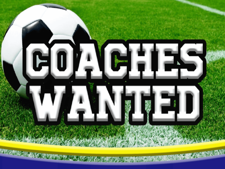 Coaching positions available for 2019!