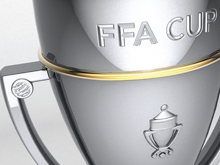 Our Premier League's first FFA Cup match!