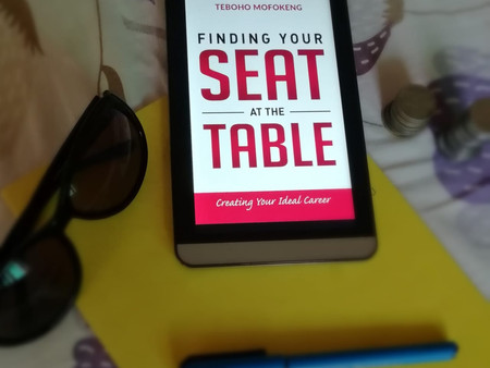 FINDING YOUR SEAT AT THE TABLE : THE MODERN MANTRA FOR A TRIUMPHANT CAREER