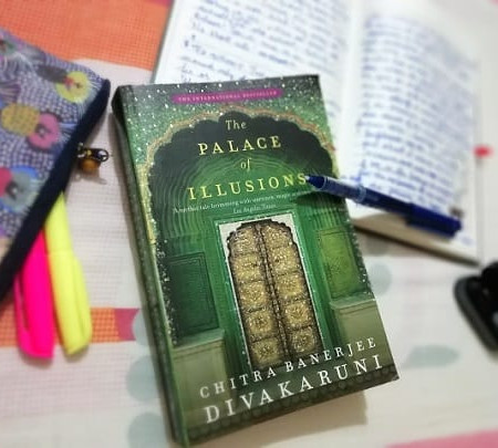 Book Review : THE PALACE OF ILLUSIONS - THE FEMINIST APPROACH
