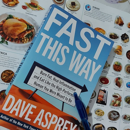 FAST THIS WAY: A DISCRETE PERSPECTIVE ON DIET