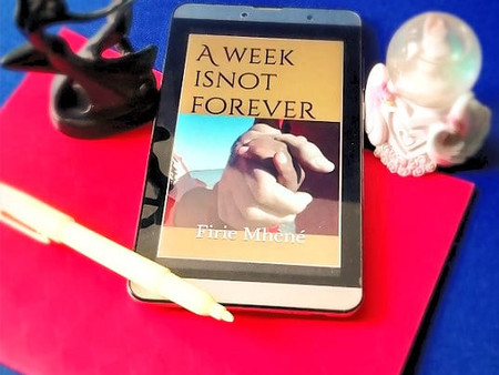 Book Review: A WEEK IS NOT FOREVER : AN INCORPOREAL LOVE STORY
