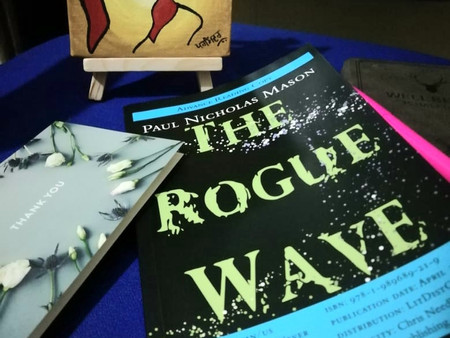 THE ROGUE WAVE : A STORY BEYOND MYSTICISM