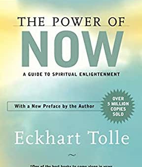 THE POWER OF NOW - THE ULTIMATE GUIDE TO SURVIVAL