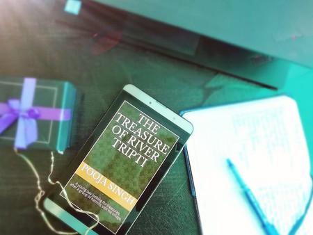 Book Review : THE TREASURE OF RIVER TRIPTI - A FRESH NEW BREATH