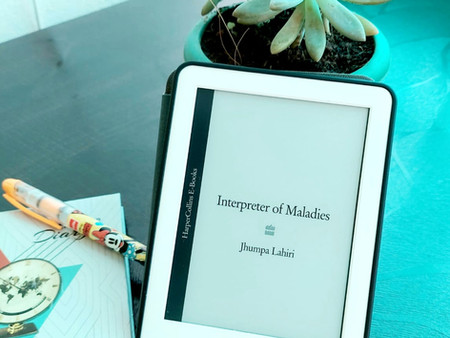 INTERPRETER OF MALADIES : A DIASPORIC ROLLER COASTER