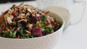 Recipe: Winter Chopped Salad