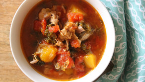Recipe: Autumn Pork Veggie Stew