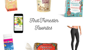 Healthy Pregnancy: First Trimester Favorites