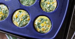 Meal Prep Recipe: Veggie Egg Muffins