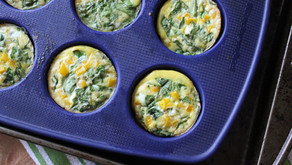 Meal Prep Recipe: Veggie Egg Muffins