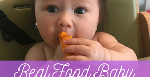 Real Food for Baby: Resources + Tools