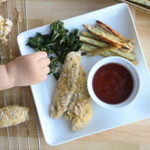 Recipe: Kid-friendly Pizza Chicken Tenders