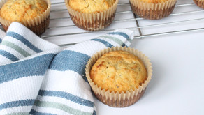 Recipe: Lemon Poppyseed Muffins