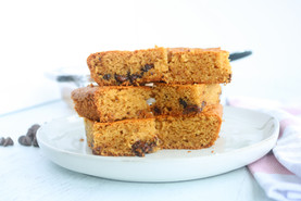 Recipe: Cakey Almond Flour Blondies