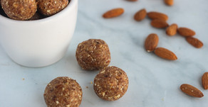 Recipe: Salted Caramel Energy Balls