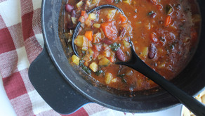 Recipe: Minestrone Soup
