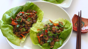 Recipe: Asian Turkey Lettuce Cups