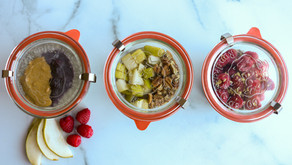 Meal Prep Friendly Chia Pudding: 3 Ways