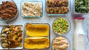 3 Steps to Meal Prep