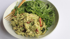 Recipe: Pesto Chicken Salad