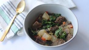 Recipe: No-Potato Beef Stew