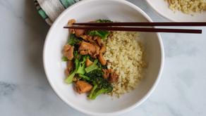 Recipe: Instant Pot Chicken and Broccoli