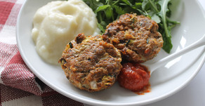 Recipe: Veggie-Packed Meatloaf Muffins