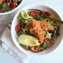 Crunchy Southwest Chicken Salad