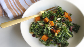Recipe: Autumn Kale Salad