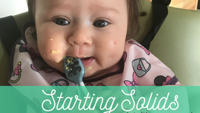 Starting Solids: Our intuitive approach