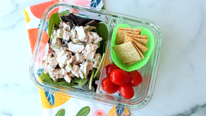 4 Easy Meal Prep Grown-up Lunch Ideas