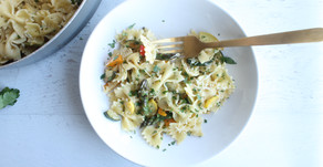 Recipe: One-Pot Pasta Primavera