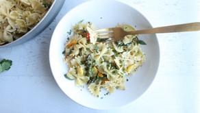 Recipe: One-Pot Pasta Primavera