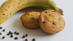 Recipe: Kid-Friendly Banana Chocolate Chip Muffins