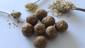 Recipe: No-Bake Lactation Balls (aka boobie balls)
