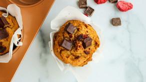 Cassava Flour Muffins (3 ways)
