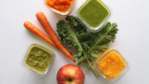 20 Easy Homemade Baby Food Recipes
