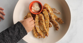 Recipe: Kid-Friendly Taco Chicken Fingers